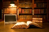 Library and reference books