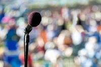 microphone for speaker