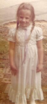 Jocie in 1972